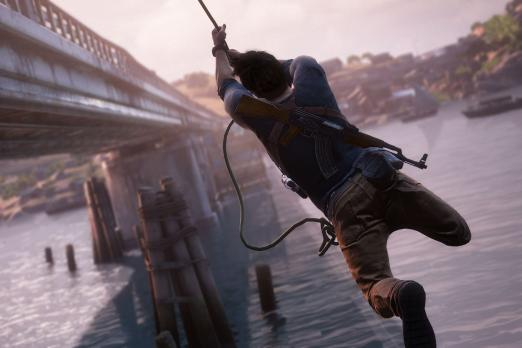 Uncharted 4 Gameplay Info Livestream Reveals Difficulty Game