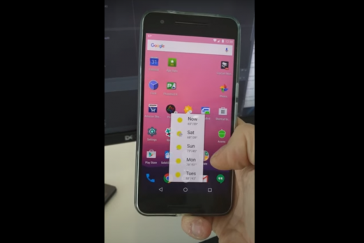 3D Touch On Android N? Demo Shows How iOS-Like Feature ...