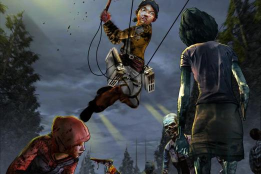 The Walking Dead Game Season 3 Will Have Clementine Comics