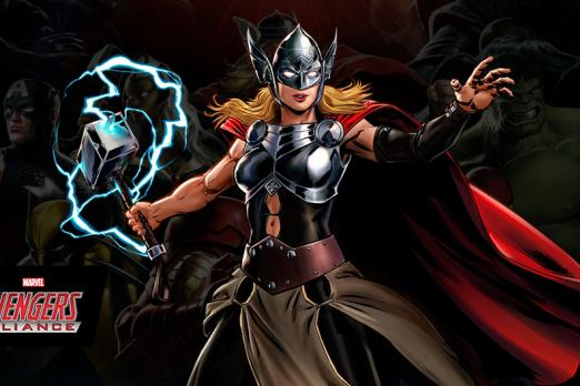 maa civil war thor jane foster avengers alliance