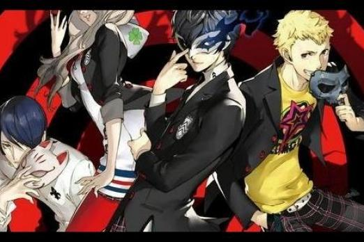 Persona 4 dating cafe japan
