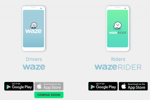 Google's New 'WazeRider' App Competes With Uber By