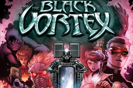 black vortex marvel comics