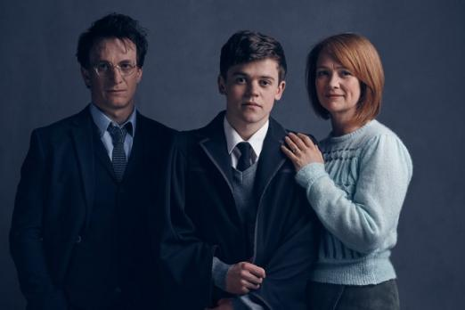 Harry-Potter-Cursed-Child-Ginny-Albus-Play-Images-Photographs