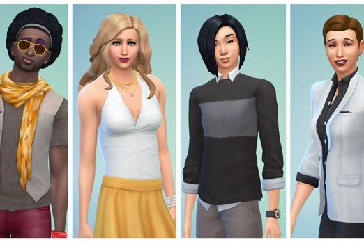 The Sims 4' Mods: How To Fix Existing CAS CC To Work With