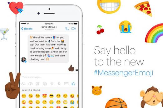 How To Turn Off Facebook Messenger Emoji: Company Adds 1500 New