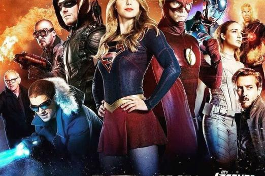 dctv flash arrow supergirl legends of tomorrow