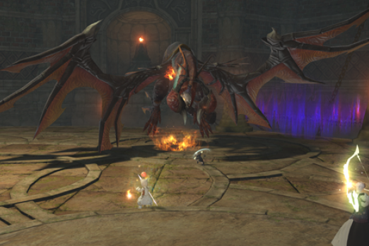 Final Fantasy Xiv Patch 3 35 Brings Palace Of The Dead On July 19 Player One