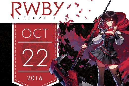 RWBY' Volume 4 Release Date Confirmed For October | Player One
