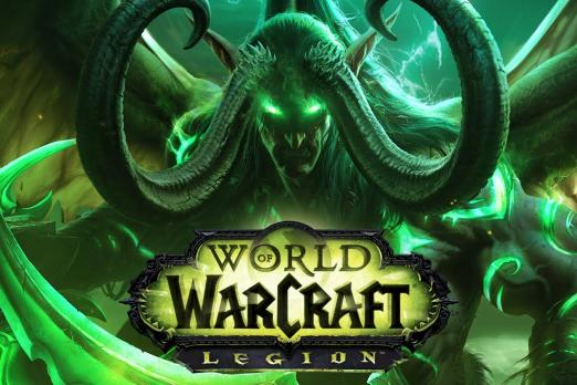 legion world of warcraft expansion