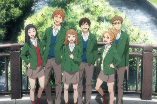 Should You Watch Orange Episode 1 Summer Anime 2016 Review