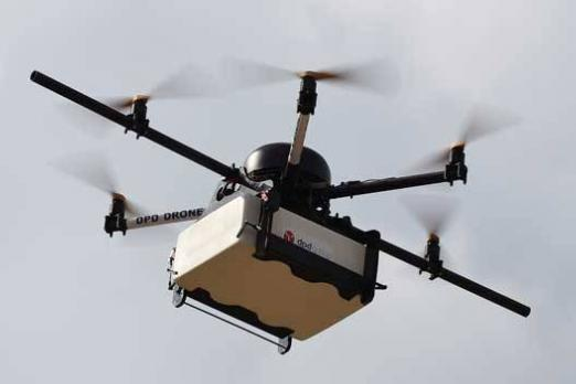 first drone delivery legal 7-eleven faa