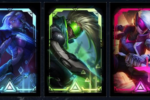 League of Legends' PROJECT Crafting: How To Unlock Free