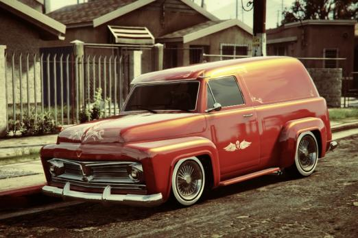 GTA 5' Biker DLC Rumors: Lost Slamvan, 'Ghost Rider' Chopper