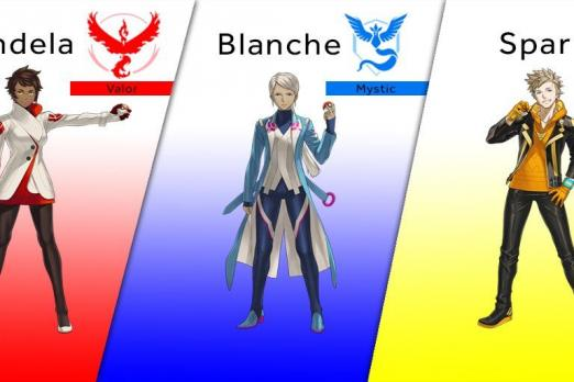 'Pokémon Go' what does appraise mean appraisal feature How To Use what do Leader's Comments To Calculate IVs what does candela blanche spark stat appraisal comments mean ios android update