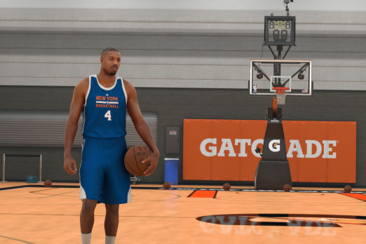 Depender de Incesante Orgullo  NBA 2K17' MyCareer Mode Features Michael B. Jordan, Revamped Character  Creation | Player.One