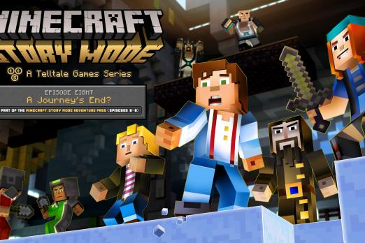 Minecraft Story Mode Episode 8 Release Date Confirmed For Next