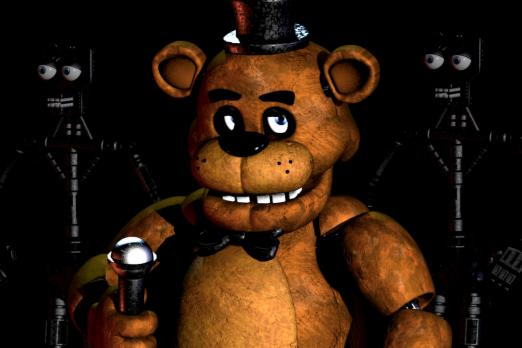 'Five Nights At Freddy's' Freddy Fazbear