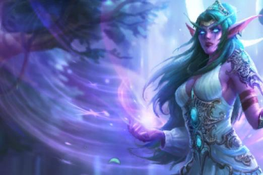 How To Get Hearthstone Hero Tyrande Smite And Paladins Skins