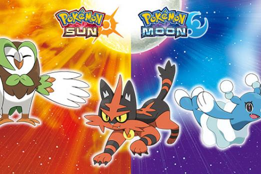 pokemon sun and moon middle evolutions starter
