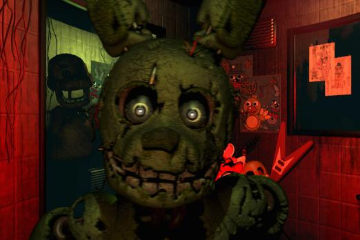 'Five Nights At Freddy's' Springtrap