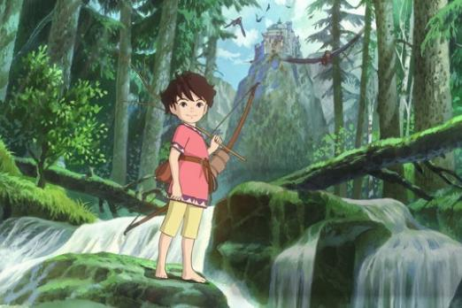 ronia ronja the robber's daughter anime
