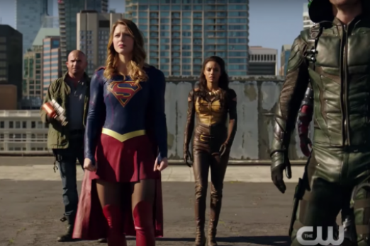 'The Flash,' 'Arrow,' 'Legends' And 'Supergirl' Crossover ...