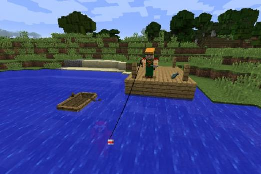 Minecraft' Snapshot 16w43a Overhauls Fishing And Fixes More Bugs