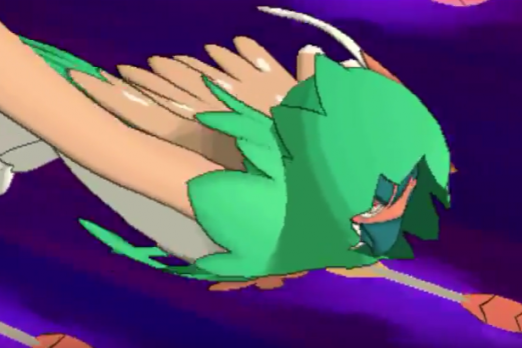 pokémon sun and moon how to use decidueye in battle player one