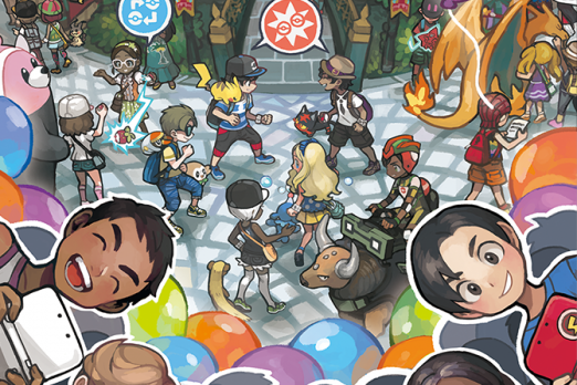 pokemon sun and moon festival plaza