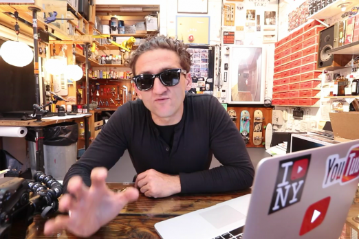 cbbc7273c8 Casey Neistat Quits Daily Vlog  Why YouTube Star Can t Keep Up ...