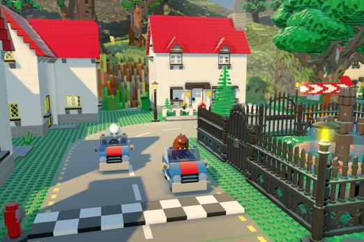 LEGO Worlds' Release Date: PS4 And Xbox One Getting Brick-Building ...