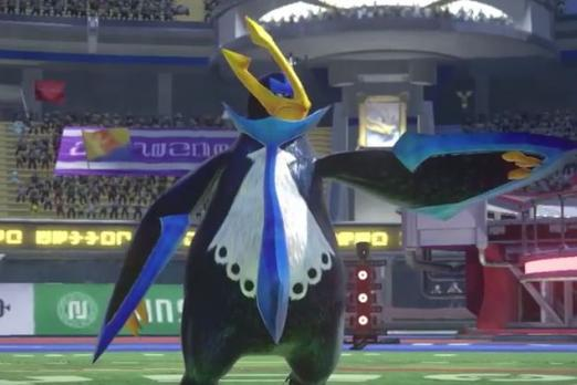 pokken tournament empoleon