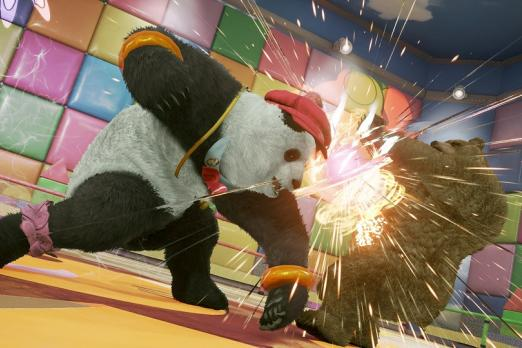 Tekken 7 Characters Kuma And Panda Join The Roster Online Tournament Support Improved Player One