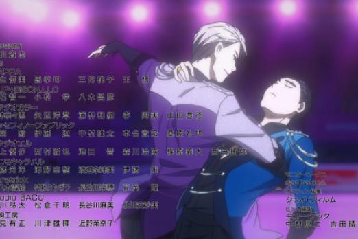yuri on ice season 1 episode 12 finale