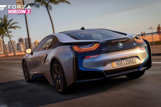BMW I8 Comes To Forza Horizon 3 In January Rockstar Car Pack Turn 10