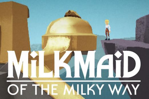 milkmaid of the milky way walkthrough, guide, cheats answers puzzles how to dry wood fix separator get nail open ufo panels ios steam