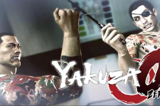 yakuza 0 review more game than you ll ever need player one