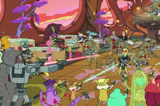 New 'Rick And Morty' Season 3 Release Reveals What Really