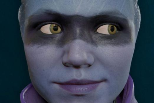 Mass Effect Andromeda Squadmate Peebee Isnt Like Those Other