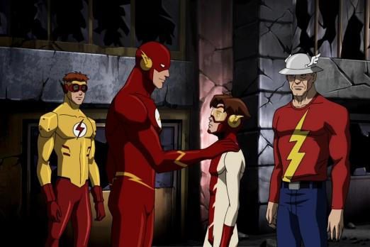 'Young Justice' Se...