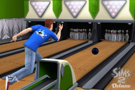 how to build a bowling alley sims 4
