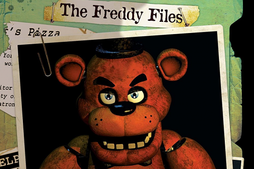 'The Freddy Files' Cover
