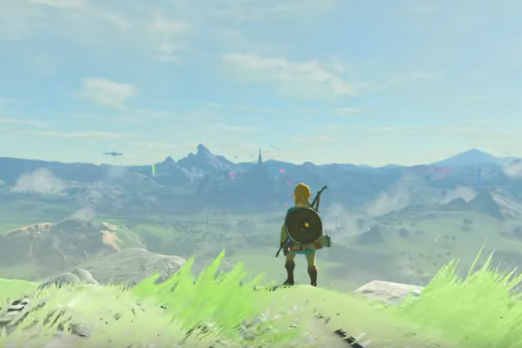 Legend Of Zelda: Breath Of The Wild' Camera Guide: Tips To