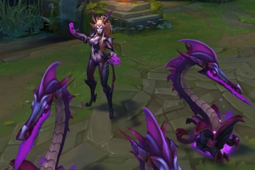 dragon zyra