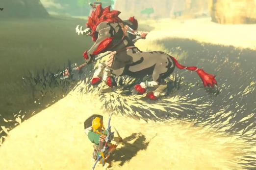 Breath of the Wild' Lynel Farming Guide: How To Beat Hyrule's Most