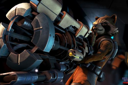 Guardians of the Galaxy: The Telltale Series - Rocket