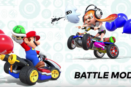 Mario Kart 8 Deluxe Battle Mode And New Characters Featured