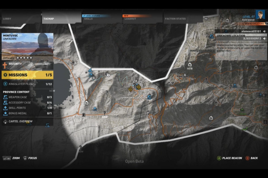Ghost Recon WIldlands' HTI Location: Where To Find The