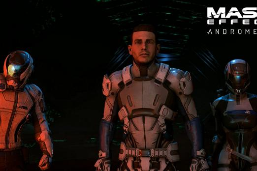 Mass Effect: Andromeda' Protesters: Outcomes For Sleeping